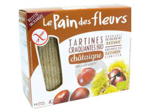 Tartines Craquantes Chataigne Bio 150 G