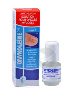 Onykoleinesolutionh Mycose