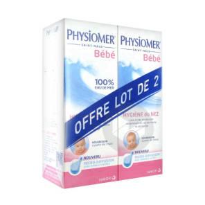 Hygiene Nasale Nourrissons Micro Diffusion 2 X 115 Ml