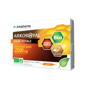 Arkoroyal Bio 2500 Mg 20 Ampoules