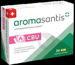 Aroma Cbu 24 Capsules