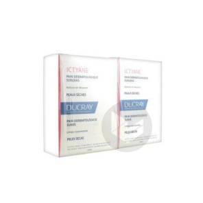 Ictyane Pain Dermatologique Surgras Sans Savon 2 X 100 G