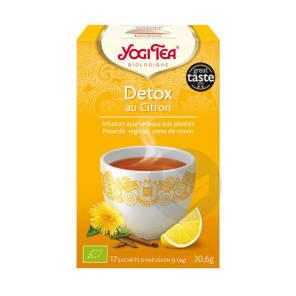 Tis Ayurvedique Citron Detox 17 Sach