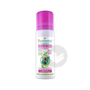 Anti Poux Spray Repulsif Fl 75 Ml
