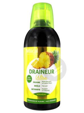 Draineur Ultra Ananas 500 Ml