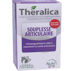Theralica Souplesse Articulaire 45 Gelules