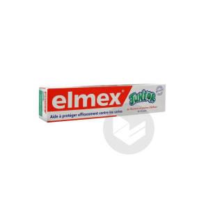 Elmex Junior Pate Dentifrice 7 12 Ans Menthe T 75 Ml