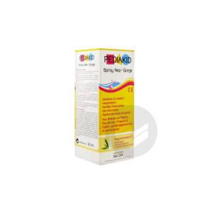 Nez Gorge Spray Fl 20 Ml 2 Pompes Sprays