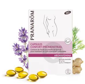Capsules Confort Pre Menstruel