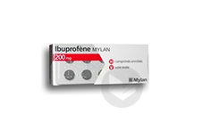 Mylan 200 Mg Comprime Enrobe Boite De 30