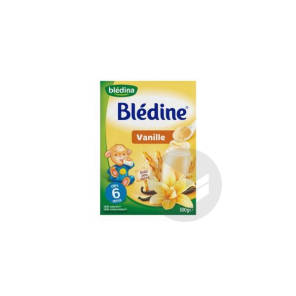 Farine Instantanee Vanille 1 Er Age B 500 G