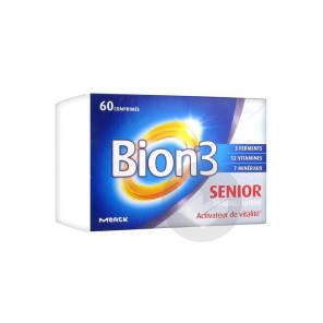 Bion 3 Defense Senior 60 Comprimes