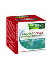 Phytosun Aroms Aromadoses Caps Molle Sommeil Relaxation Etui 30