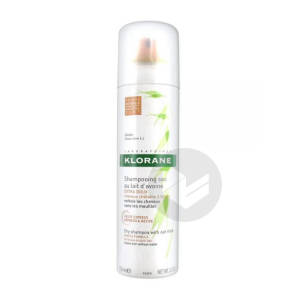 Capillaire Shampooing Sec Avoine Teinte Spray 150 Ml