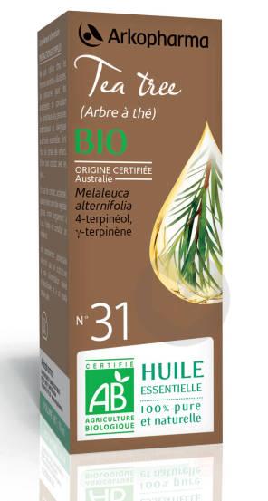 N 31 He Tea Tree Bio 10 Ml