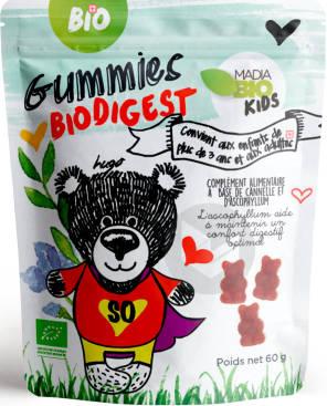 Madia Bio Gummies Bio Digest