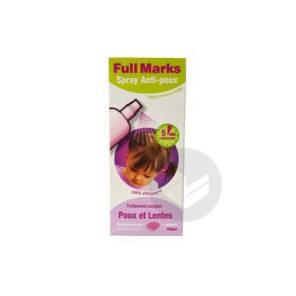 Spray Antipoux Et Lentes Fl 150 Ml Peigne