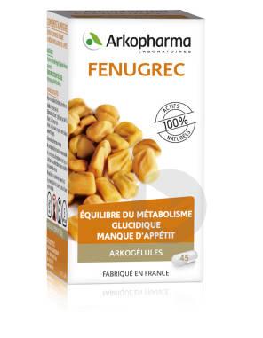 Fenugrec 40 Vg Bio
