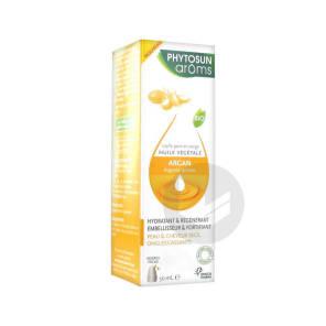 Phytosun Aroms Huile Vegetale Bio Argane Fl Pompe 50 Ml