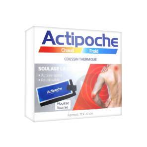 Actipoche 1 Poche Thermique 11 X 27 Cm