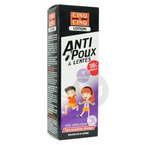 Lotion Anti Poux Lentes 100 Ml