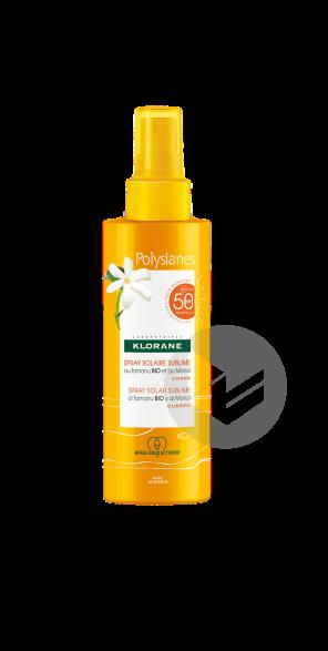 Spray Solaire Sublime Spf 50 200 Ml