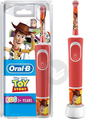 Brosse Dents Electrique Oral B Kids Toy Story