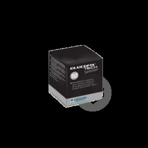Glucofix Tech Sensor 50 Bandelettes Reactives