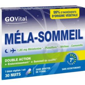 Govital Mela Sommeil 30 Gelules