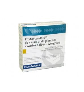 Cassis Plantain 30 Comprimes