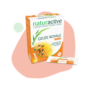 Gelee Royale 1500 Mg 20 Sticks