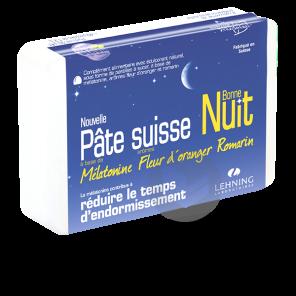 Pate Suisse Bonne Nuit Pastilles A Sucer Bonne Nuit X 40