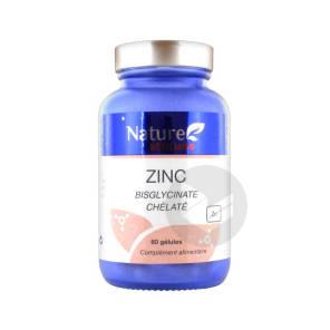 Zinc Bisglycinate Chelate 60 Gelules