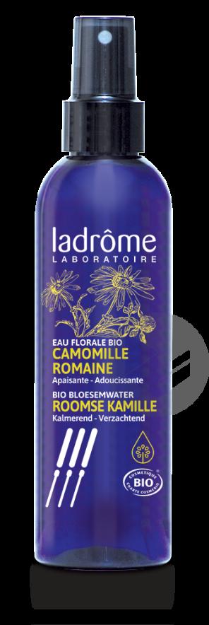 Eau Florale Bio Camomille Romaine Apaisante Adoucissante 200 Ml
