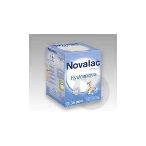 Hydranova Rehydratation 10 Sachets