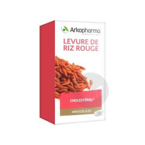 Arkogelules Levure De Riz Rouge Gel Fl 150