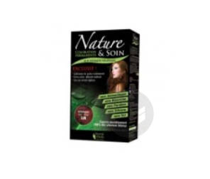 Nature Soin Coloration Chatain Clair Rouge 5 R