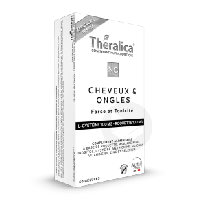 Ongles Cheveux 60 Gelules