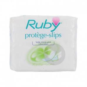 Ruby Protege Slip 30 Pochettes Individuelles