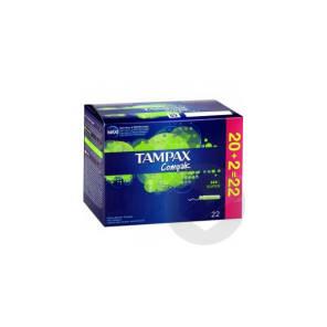 Compak Tampon Periodique Super B 22