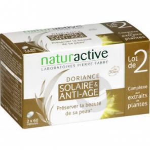 Doriance Solaire Anti Age 2 X 60 Capsules