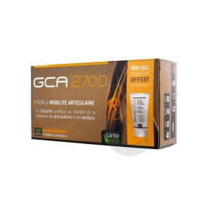 Sante Verte Gca 2700 60 Comprimes 1 Mini Gel Chauffant Offert