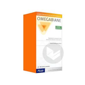 Omegabiane Huile Capelan Bourrache Caps B 100
