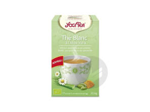 The Blanc A L Aloe Vera 17 Sachets