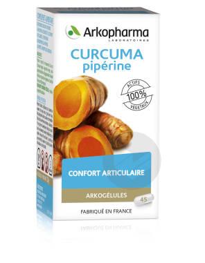 Curcuma Piperine 40 Vg Bio