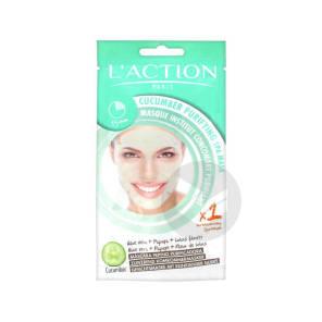 L Action Paris Masque Institut Concombre Purifiant 1 Masque