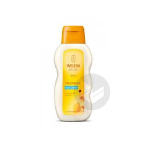 Soins Bebe Bain Creme Relipidant Calendula Fl 200 Ml