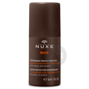 Deodorant Protection 24 H Men X 2