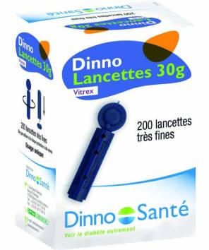 Dinno Lancette 30 Gauge Vitrex X 200