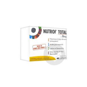 Nutrof Total Caps Visee Oculaire B 60